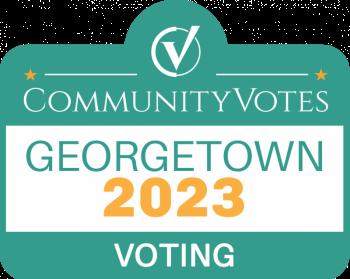 CommunityVotes Georgetown 2020